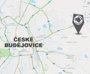 Firma coraHB autodíly přemístila pobočku České Budějovice