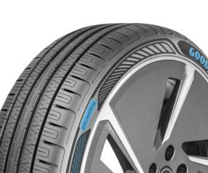 Goodyear uvádí novou technologii pneumatik pro elektromobily