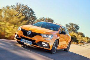 Bridgestone Potenza S001 na novém voze Renault Mégane R.S.
