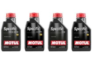 Novinky z řady olejů MOTUL Specific