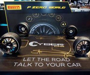 Nové technologie a služby Pirelli