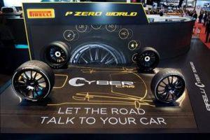 Pirelli na Ženevském autosalonu