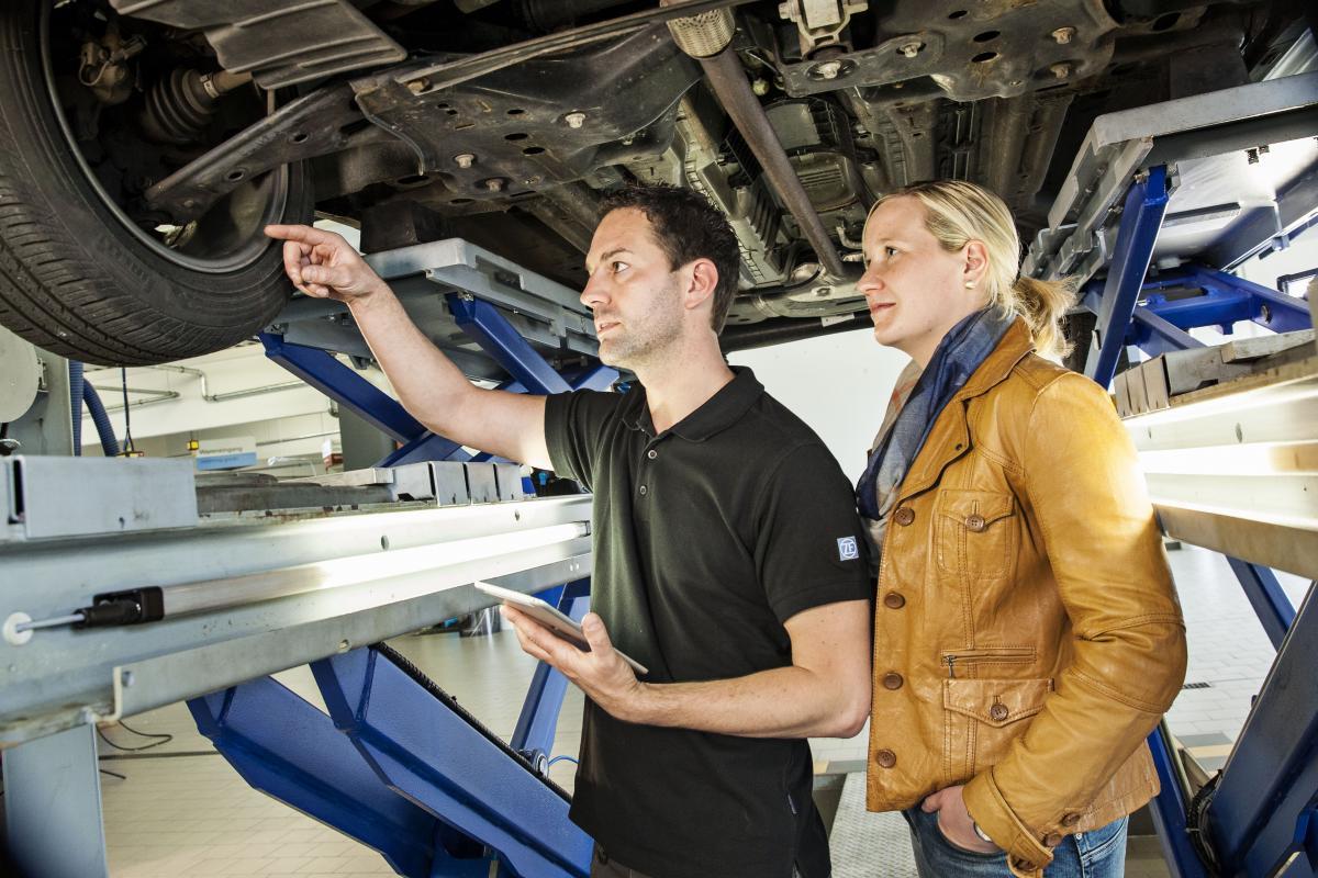 ZF Aftermarket: Jarní kontrola automobilu