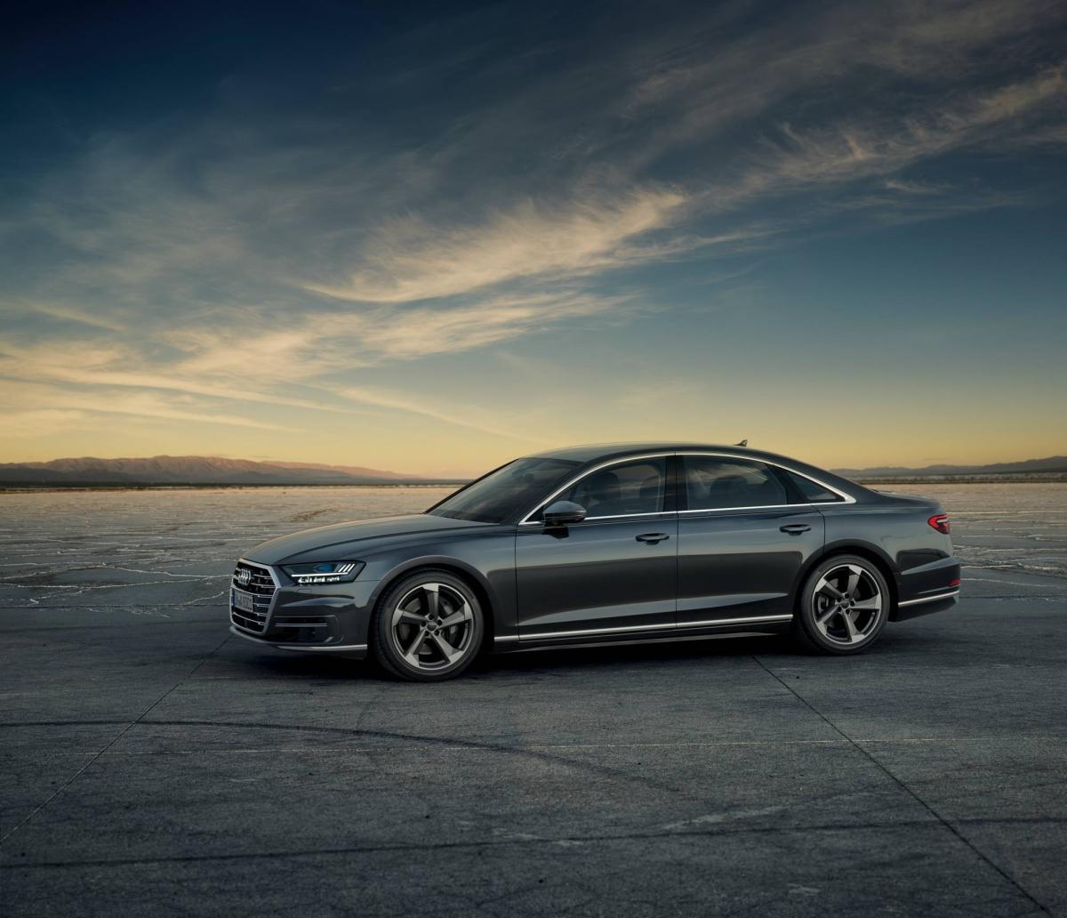 Výrobce vozů Audi z Ingolstadtu se spoléhá na odborné znalosti společnosti Osram Opto Semiconductors v předním osvětlení své nové vlajkové lodi