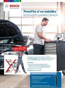 Posviťte si na nabídku brzdových systémů Bosch