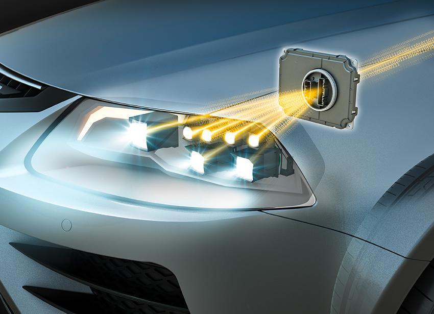 Continental a Osram spojují svoje znalosti v oblasti osvětlení, ovládání světel a řídicí elektroniky