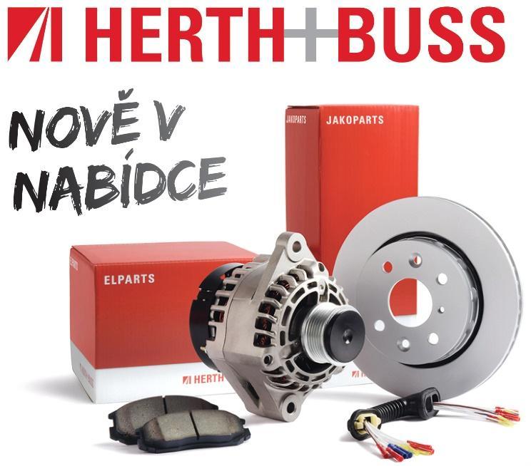 HERTH+BUSS nově v nabídce u J+M autodíly