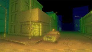 LiDAR umožňuje vozidlům s autonomním řízením sledovat své okolí pro bezpečnou navigaci na pozemních komunikacích
