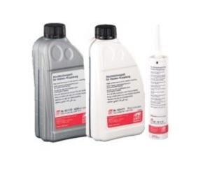Nové oleje pro automatické převodovky od febi