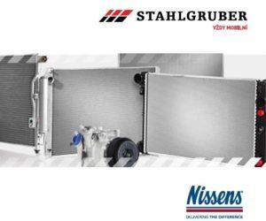 Stahlgruber rozšiřuje svůj sortiment značky Nissens