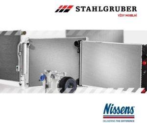 Stahlgruber rozšiřuje sortiment Nissens