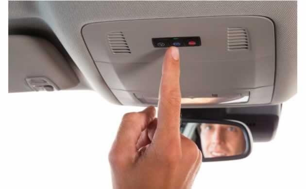 Systém eCall ve vozidlech