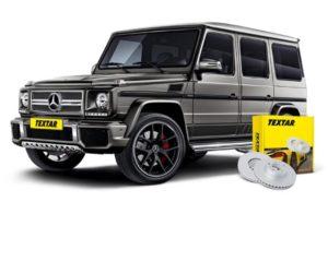 Brzdové kotouče Textar pro další značky vozidel