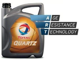 Nový olej Total Quartz ART pro vozy VW