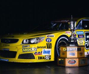 MOOG opět dodává pro evropský seriál závodů NASCAR