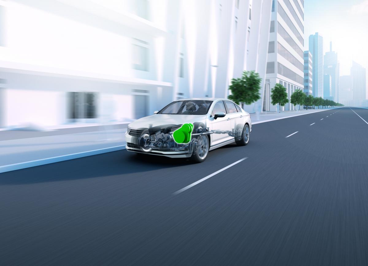 Inteligentní převodovky pro hybridy Schaeffler