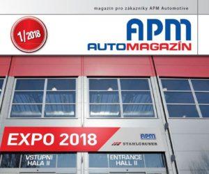 Nový APM Automagazín 1/2018