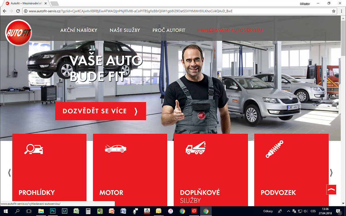 auto bude fit