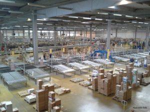 Stěhování společnosti AutoMax do nových a větších skladových prostor
