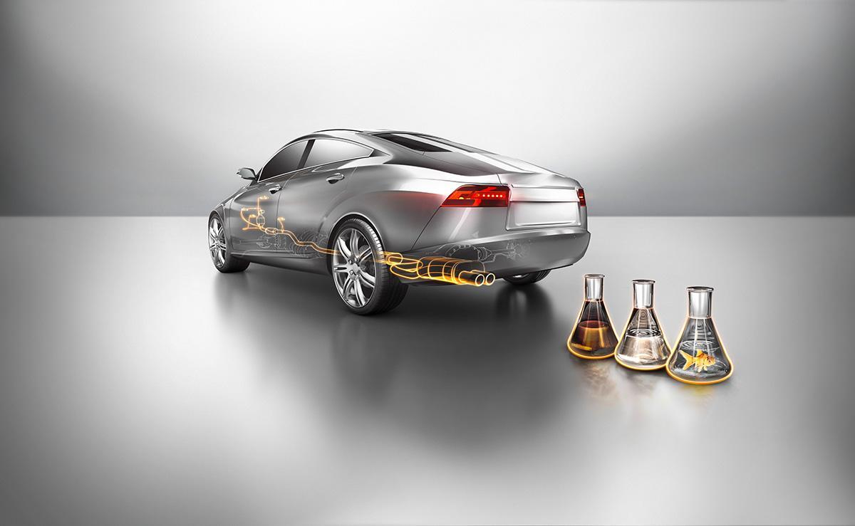 Společnost Continental pracuje na komponentech, elektronice, softwaru a vývojových nástrojích pro další omezení škodlivých emisí ze spalovacích motorů