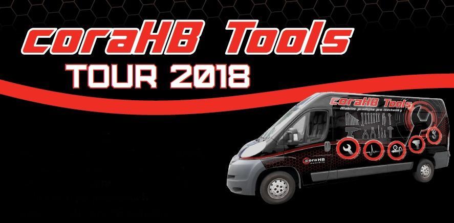 corahb tool tour 2018