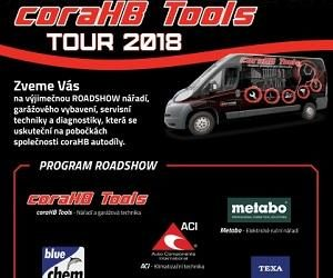 Roadshow coraHB TOOLS – TOUR 2018