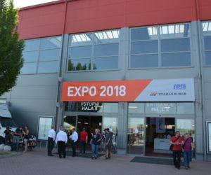 80 vystavovatelů, 3.000 návštěvníků, 6.100 m2 výstavní plochy - to bylo  EXPO 2018 (foto, video, komentáře)
