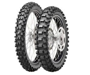 Dunlop Geomax MX33 - motokrosové pneumatiky pro různý terén