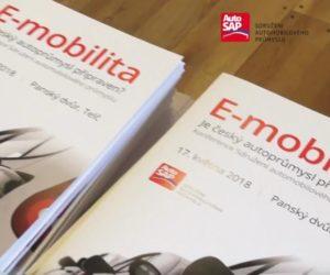 Dopady e-mobility na finální výrobce i dodavatele komponentů - Konference AutoSAP