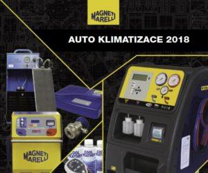 Nový katalog klimatizace Magneti Marelli 2018