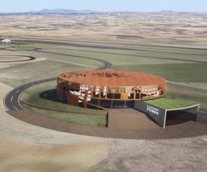 Nové technologické centrum firmy Nokian umožní testovat pneumatiky až do rychlosti 300 km/h