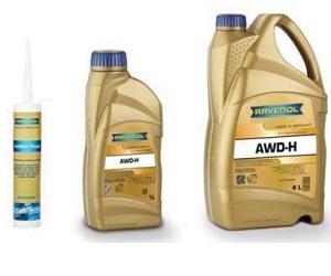 Novinka RAVENOL: převodový olej na spojky Haldex
