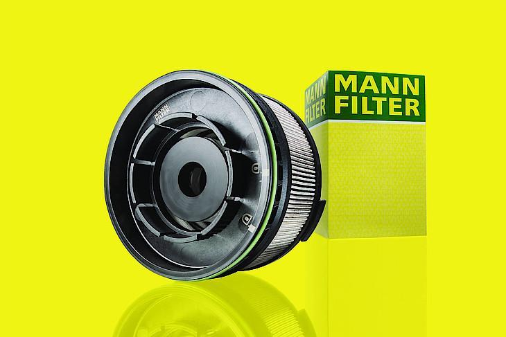 Palivový filtr MANN