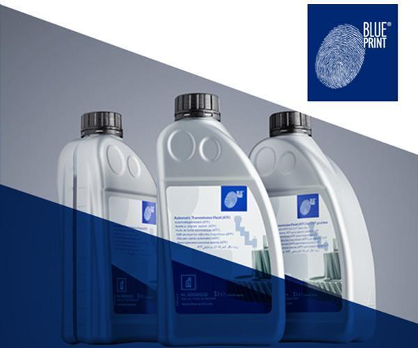 Převodové oleje Blue Print