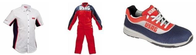 Pracovní oděvy USAG