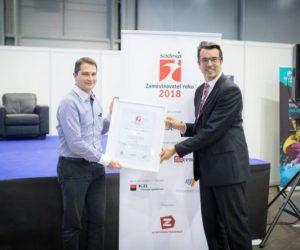 Valeo získalo tři ocenění v soutěži zaměstnavatel roku