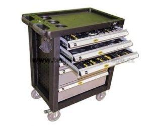 Nové montážní vozíky JBM u TECHNOLOGY - GARAGE