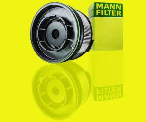 Montážní video návod palivového filtru MANN pro vozy Mercedes