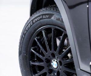 Hankook nově dodává letní a zimní pneumatiky pro vozy BMW X3