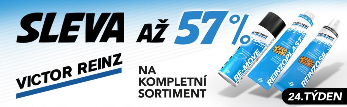 Sleva až 57 % na kompletní sortiment Victor Reinz u JM autodíly