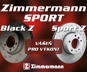 Sportovní kotouče Zimmermann – nový produkt u AD Partner