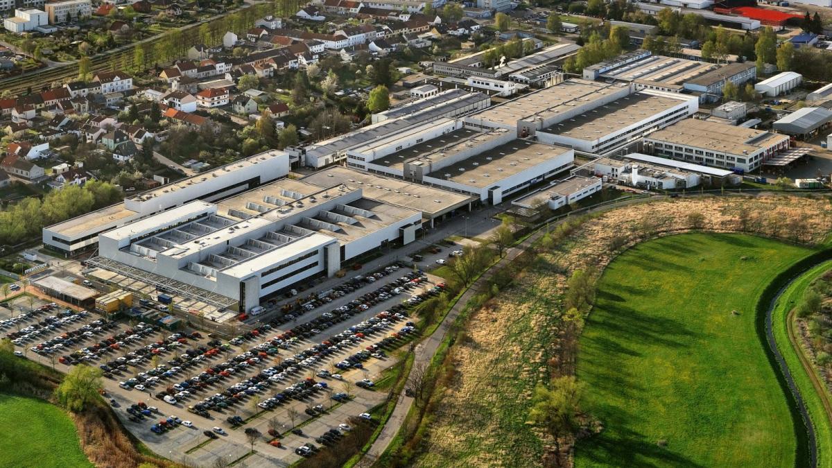 Nové vývojové a technologické centrum Robert Bosch