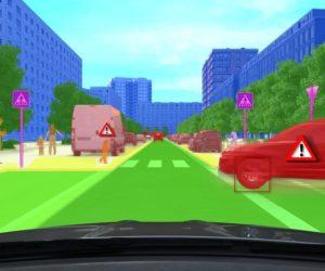 Continental učí auta rozhodovat se jako člověk
