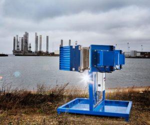 Společnost Nissens testuje výrobky v Severním moři