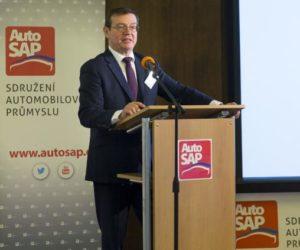 SLEDUJTE ŽIVĚ 20.06. v 10:00 - Výroční konference Sdružení automobilového průmyslu