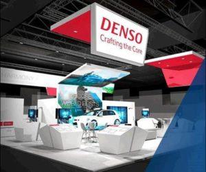 Přelomové produkty DENSO na veletrhu Automechanika 2018
