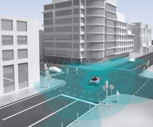 Automatizované řízení ve městě: Bosch a Daimler sází na AI platformu od Nvidia