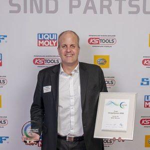 Firma Hengst obdržela prestižní cenu Partslife Environment Award