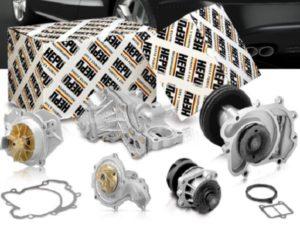 Firma HART rozšiřuje nabídku vodních pump a filtrů pro motocykly