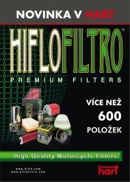 Filtry Hiflofiltro u Hartu
